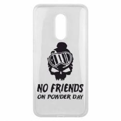 Чехол для Meizu 16 plus No friends on powder day - FatLine