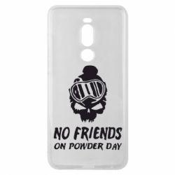 Чехол для Meizu Note 8 No friends on powder day - FatLine