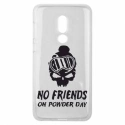 Чехол для Meizu V8 No friends on powder day - FatLine