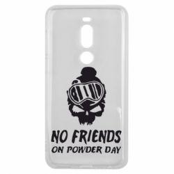 Чехол для Meizu V8 Pro No friends on powder day - FatLine
