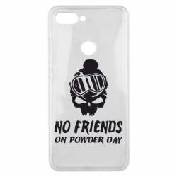 Чехол для Xiaomi Mi8 Lite No friends on powder day