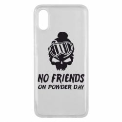 Чехол для Xiaomi Mi8 Pro No friends on powder day