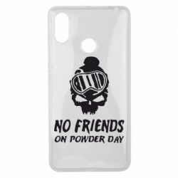 Чехол для Xiaomi Mi Max 3 No friends on powder day