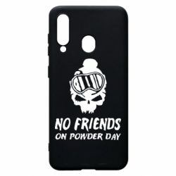 Чехол для Samsung A60 No friends on powder day