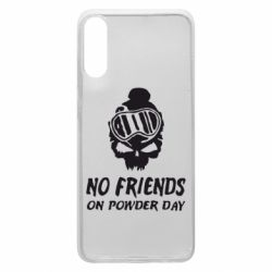 Чехол для Samsung A70 No friends on powder day