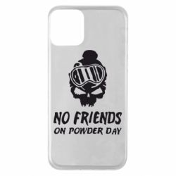 Чехол для iPhone 11 No friends on powder day