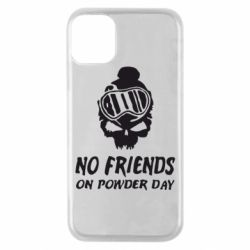 Чехол для iPhone 11 Pro No friends on powder day