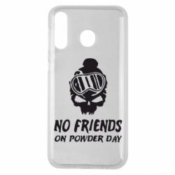 Чехол для Samsung M30 No friends on powder day