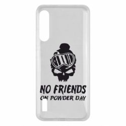 Чохол для Xiaomi Mi A3 No friends on powder day