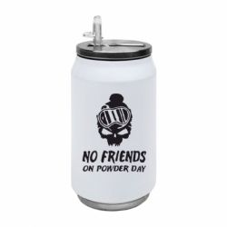 Термобанка 350ml No friends on powder day