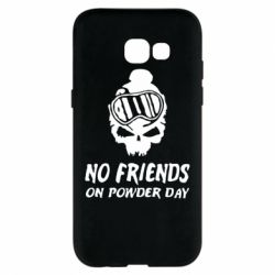 Чехол для Samsung A5 2017 No friends on powder day