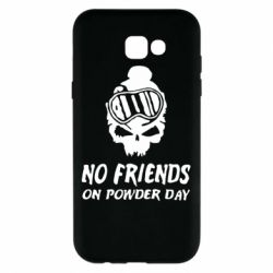 Чехол для Samsung A7 2017 No friends on powder day