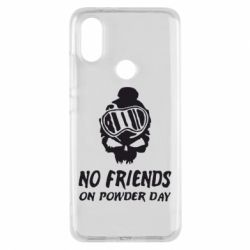 Чехол для Xiaomi Mi A2 No friends on powder day