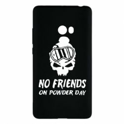Чехол для Xiaomi Mi Note 2 No friends on powder day