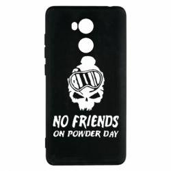 Чехол для Xiaomi Redmi 4 Pro/Prime No friends on powder day - FatLine