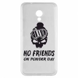 Чехол для Meizu M5s No friends on powder day - FatLine