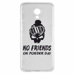 Чехол для Meizu M6s No friends on powder day - FatLine