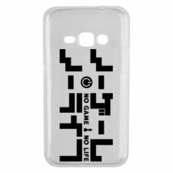 Чохол для Samsung J1 2016 No Game No Life logo