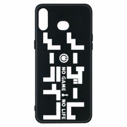 Чохол для Samsung A6s No Game No Life logo