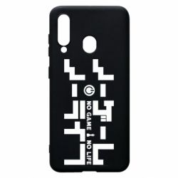 Чохол для Samsung A60 No Game No Life logo