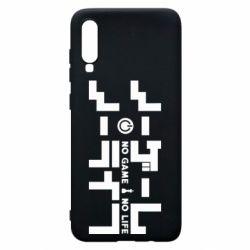 Чохол для Samsung A70 No Game No Life logo