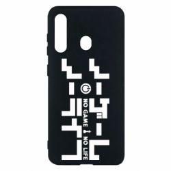 Чохол для Samsung M40 No Game No Life logo