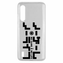 Чохол для Xiaomi Mi9 Lite No Game No Life logo