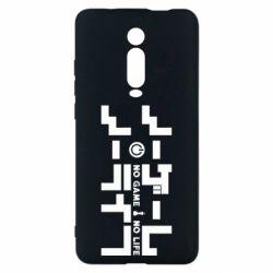 Чохол для Xiaomi Mi9T No Game No Life logo