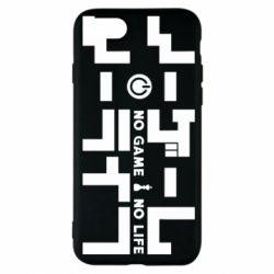 Чохол для iPhone 7 No Game No Life logo