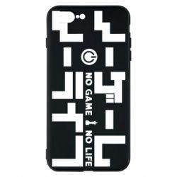 Чохол для iPhone 7 Plus No Game No Life logo