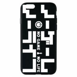 Чохол для iPhone 6/6S No Game No Life logo