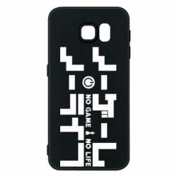 Чохол для Samsung S6 No Game No Life logo