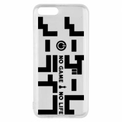Чохол для Xiaomi Mi6 No Game No Life logo