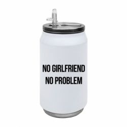 Термобанка 350ml No girlfriend. No problem