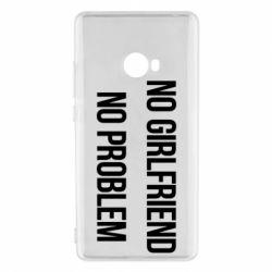 Чехол для Xiaomi Mi Note 2 No girlfriend. No problem - FatLine