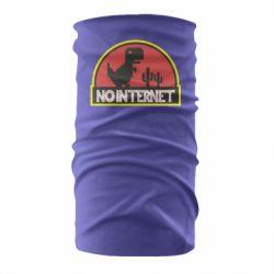 Бандана-труба No internet jurassic world