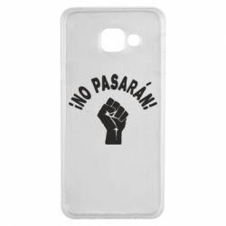 Чохол для Samsung A3 2016 No Pasaran