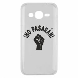 Чохол для Samsung J2 2015 No Pasaran