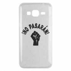 Чохол для Samsung J3 2016 No Pasaran
