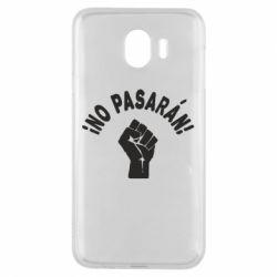 Чохол для Samsung J4 No Pasaran