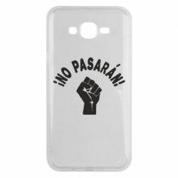Чохол для Samsung J7 2015 No Pasaran