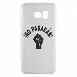 Чохол для Samsung S6 EDGE No Pasaran