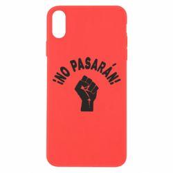 Чохол для iPhone Xs Max No Pasaran