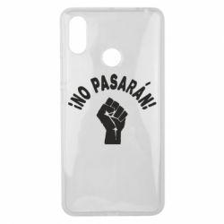 Чохол для Xiaomi Mi Max 3 No Pasaran