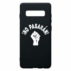 Чохол для Samsung S10+ No Pasaran