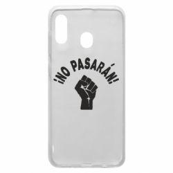 Чохол для Samsung A20 No Pasaran