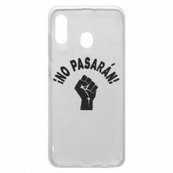 Чохол для Samsung A30 No Pasaran