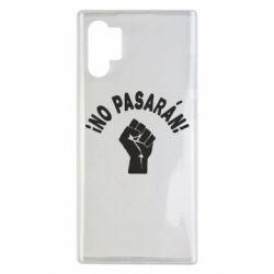 Чохол для Samsung Note 10 Plus No Pasaran
