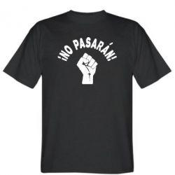 Мужская футболка No Pasaran - FatLine