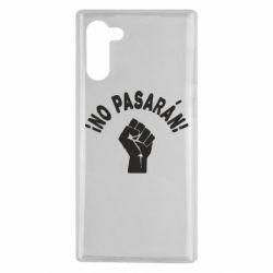 Чохол для Samsung Note 10 No Pasaran
